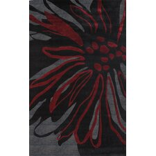 Pop Poinsettia Rug
