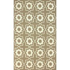 Serendipity Brown Super Bold Area Rug