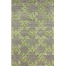 Gradient Green Carrey Area Rug