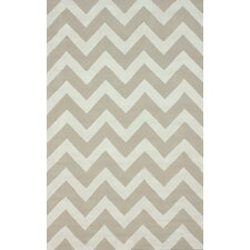 Homestead Beige Meredith Chevron Rug