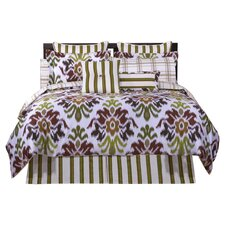 <strong>Pointehaven</strong> Luxury 6 Piece Comforter Set