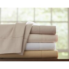 Dobby 525 Thread Count Pima Cotton Euro Sham (Set of 2)