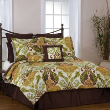 <strong>Pointehaven</strong> Hannah 8 Piece Bed in a Bag Set