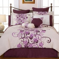 <strong>Pointehaven</strong> Grapevine Duvet Set