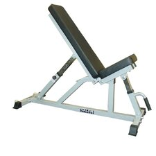 <strong>Valor Athletics</strong> Adjustable Utility Bench with Wheels