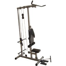CB-12 Plate Loading Lat Total Body Gym