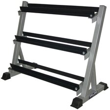 <strong>Valor Athletics</strong> BG-12 3 Tier Dumbbell Rack