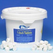"1"" Chlorine Tablets 25 lbs"