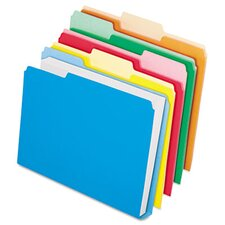 Doublestuff File Folders, 50/Pack