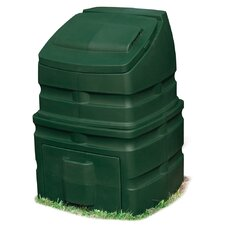 12CF Standing Compost Bin in Green