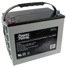 12 Volt 75 Amp Sealed Lead Acid Wheelchair Battery (Set of 2)