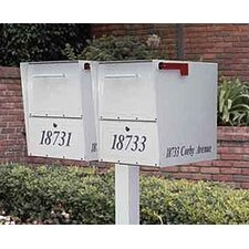<strong>Architectural Mailboxes</strong> Duo Spreader for Bellevue / Coronado / Oasis / Oasis Jr. Mailboxes