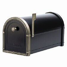 Bellevue Post Mounted Mailbox