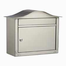 Peninsula Locking Wall Mount Mailbox