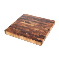 <strong>Ironwood Gourmet</strong> Square End Grain Chef's Board