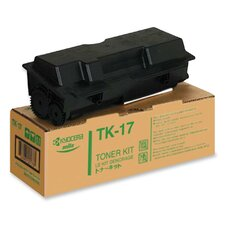 Toner Cartridge, 6000 Page Yield, Black