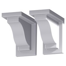 <strong>Mayne Inc.</strong> Yorkshire Decorative Brackets (Two Pack)