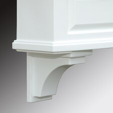 <strong>Mayne Inc.</strong> Nantucket Decorative Brackets (Two Pack)