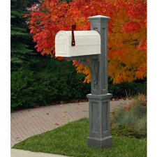 <strong>Mayne Inc.</strong> Newport Plus Mailbox Post
