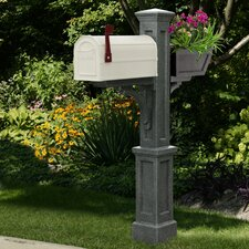 <strong>Mayne Inc.</strong> Westbrook Plus Mailbox Post