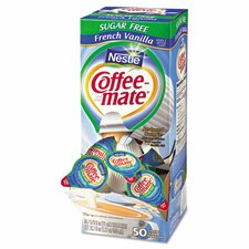 <strong>Coffee-mate®</strong> French Vanilla Creamer (50 Pack)