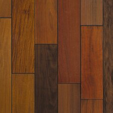 "Rio French Bleed 4-9/10"" Engineered Ipe Flooring"