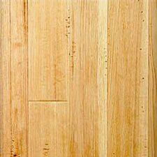 "Fiji 6-3/8"" Engineered American Hickory Flooring in Natural"