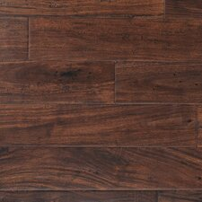 "Kensington II 5"" Smooth Engineered Acacia Flooring in Montelena"