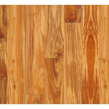 "<strong>CFS Flooring</strong> Kensington II 0.5"" x 0.75"" Hand Scraped Quarter Round in Natural Acacia"