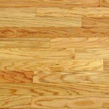 "Dakota II 5-1/2"" Smooth Engineered Red Oak Flooring in Natural"
