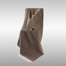 Favo Portugal Lambswool Throw