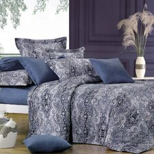 Lauren 4 Piece King Duvet Cover Set