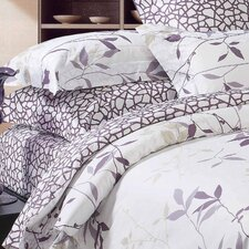 Iris 220 Thread Count Queen Sheet Set
