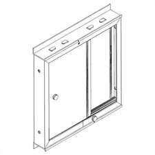 <strong>Duramax Building Products</strong> Window Kit for WoodBridge Sheds