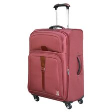"Runway 25"" Expandable Spinner Suitcase"