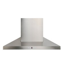 "30"" 860 CFM Wall Mounted Range Hood"
