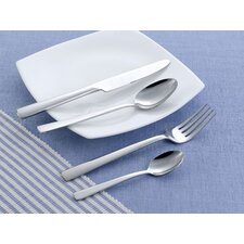 Bliss Monogram 62 Piece Cutlery Set