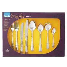 Bead Masters 44 Piece Cutlery Set
