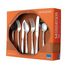 Austin Monogram Cutlery Set
