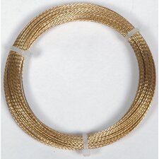 72 Gold Braided Windshield Wire