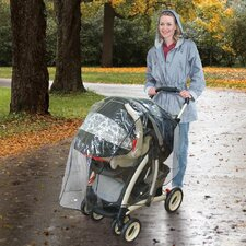 Travel System Weather Cover Shield