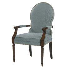 Sadie Fabric Arm Chair