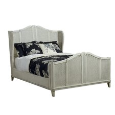 Avery Wingback Bed