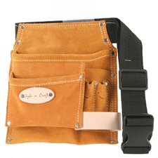 5 Pocket Carpenter's Tool Belt