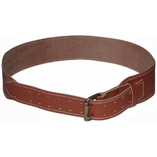 "3"" Tapered Work Belt with Double Prong Roller Buckle"