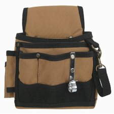 9 Pocket Electrical and Maintenance Tool Pouch