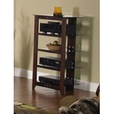 Natural AV Series Audio Rack