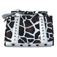 <strong>Backbone Pet</strong> Giraffe Handbag Pet Carrier