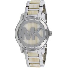 <strong>Michael Kors</strong> Runway Women's Watch