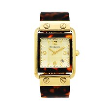 Women's Tortoise Bangle Watch